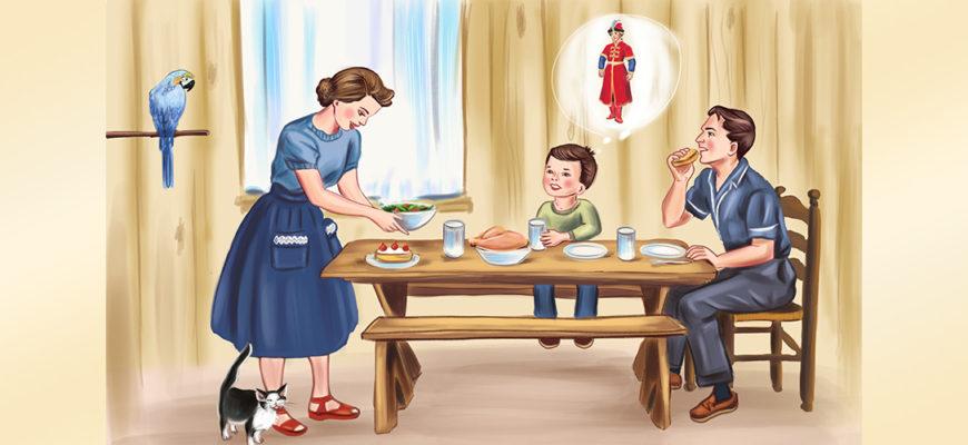 сказка для детей