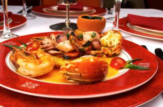 Блюда из рыбы и морепродуктов 6
