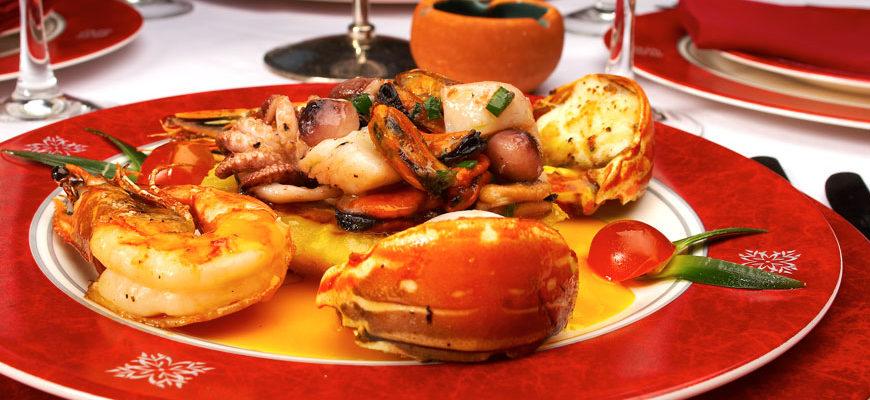 Блюда из рыбы и морепродуктов 3