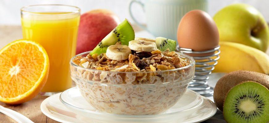 Завтраки и перекусы 1