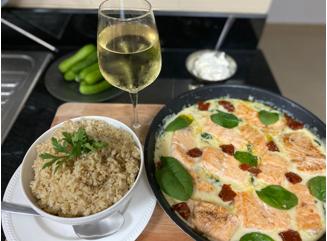 Блюда из рыбы и морепродуктов 4